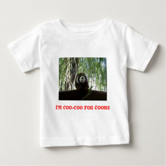 , I'm coo-coo for Coons Baby T-Shirt