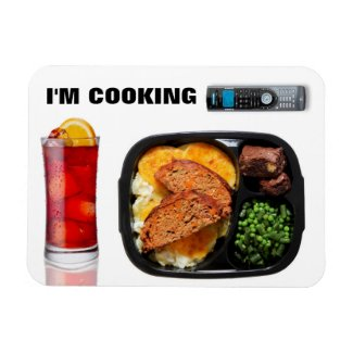 I'm Cooking Tonight premiumfleximagnet