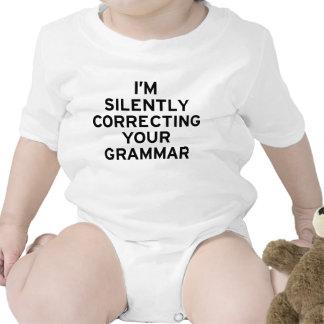I'm Correcting Grammar Creeper