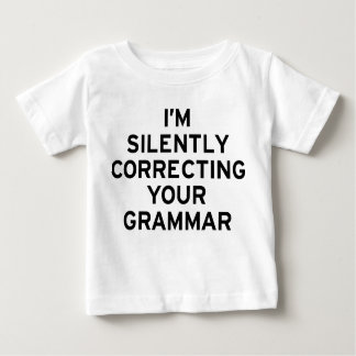 I'm Correcting Grammar Tshirt
