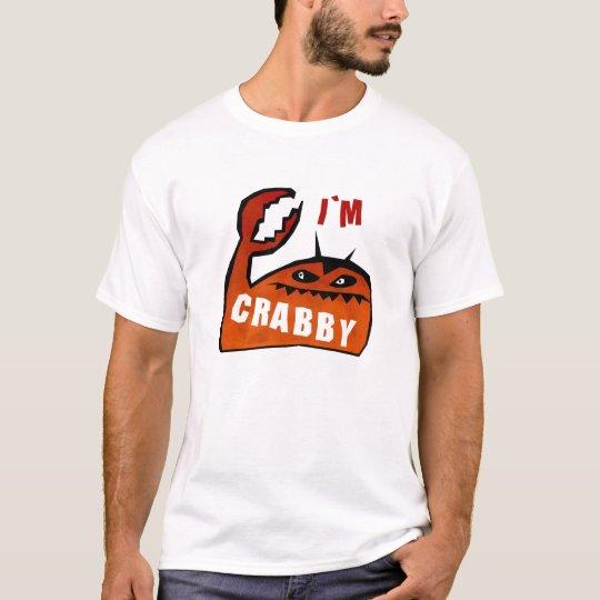 I'm Crabby -- shirts