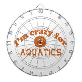 I'm crazy for Aquatics. Dart Boards