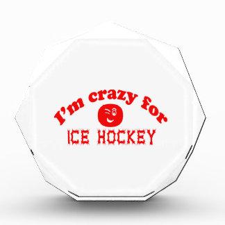 I'm crazy for Ice Hockey. Award