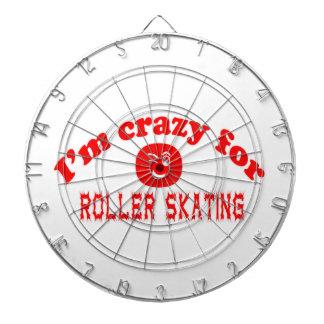 I'm crazy for Roller Skating. Dart Boards