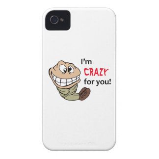 I'm Crazy For You! Case-Mate iPhone 4 Case