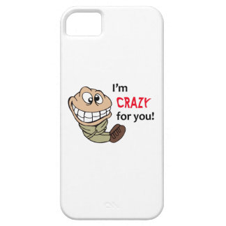 I'm Crazy For You! iPhone 5 Cases