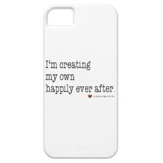 I'm creating my own happily ever after phone case