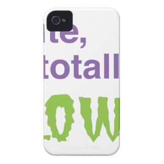 I'm cute and I totally love halloween iPhone 4 Case-Mate Case