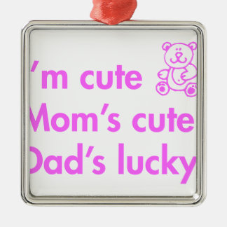 Im-cute-moms-cute-dads-lucky-fut-pink png ornamentos de reyes magos