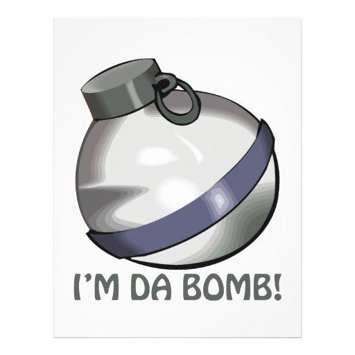 Im Da Bomb Flyer