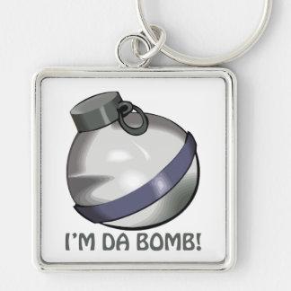 Im Da Bomb Keychain