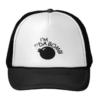I'M Da bomb Trucker Hat