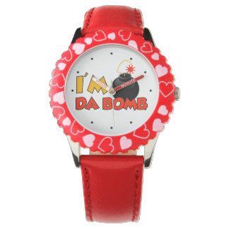 I'm Da Bomb watches