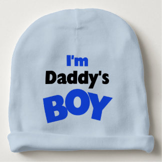 I'm Daddy's Boy Baby Beanie