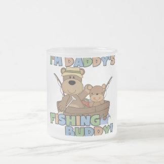 I'm Daddy's Fishing Buddy T-shirts and Gifts Mug