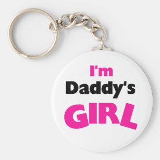 I'm Daddy's Girl Keychain