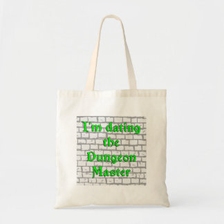 I'm dating the Dungeon Master Tote Bag