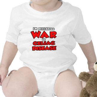 I'm Declaring War on Celiac Disease Shirt