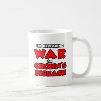 I'm Declaring War on Crohn's Disease Mug