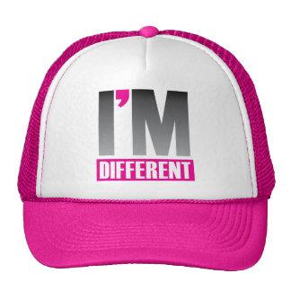 I'm Different Trucker Hat