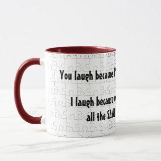 I'm Different Mug