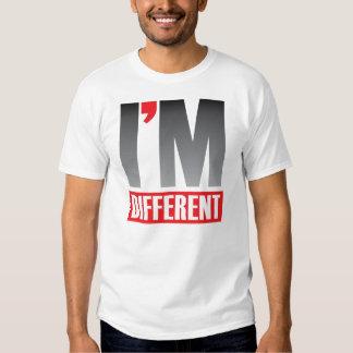 I'm Different Shirts