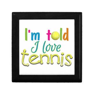 Im dijo tenis del amor de I Cajas De Recuerdo