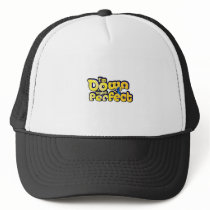 I'm Down Right Perfect Down Syndrome Suppor Trucker Hat