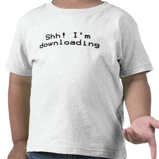 I'm Downloading T Shirt