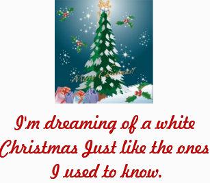 im dreaming of a white christmas men tshirt - I Ve Been Dreaming Of A White Christmas
