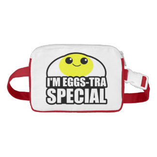 I'm Eggs - Tra Special Fanny Pack