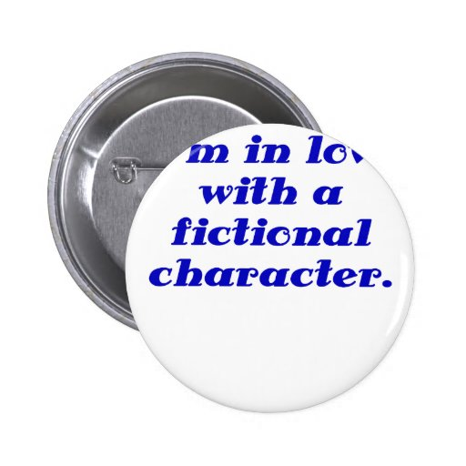 Im en amor con un carácter ficticio pin