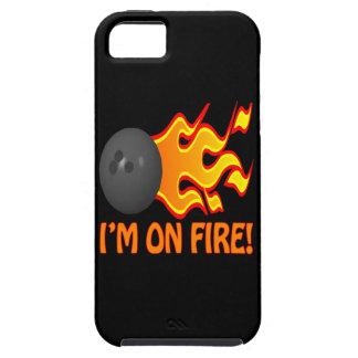 Im en el fuego funda para iPhone SE/5/5s