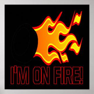 Im en el fuego poster