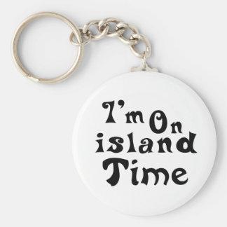 Im en la isla Tme Llavero Redondo Tipo Pin