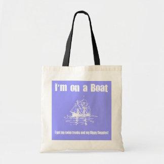 im en un bolso del barco bolsa de mano