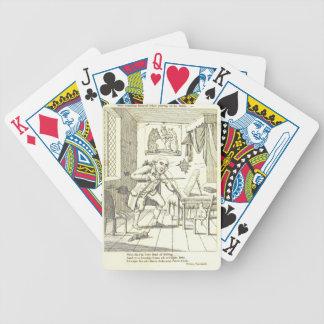 im encariñado con fiddlin.png baraja de cartas