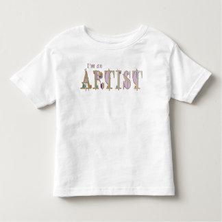 I'm encendido artist camisas