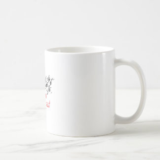 IM ENGAGED CLASSIC WHITE COFFEE MUG