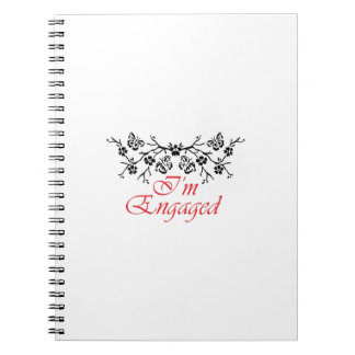 IM ENGAGED NOTE BOOKS