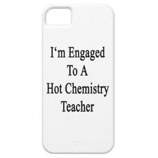 I'm Engaged To A Hot Chemistry Teacher iPhone 5 Case