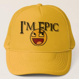 I'm Epic Trucker Hat