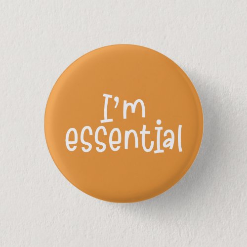 Im Essential Coronavirus Button