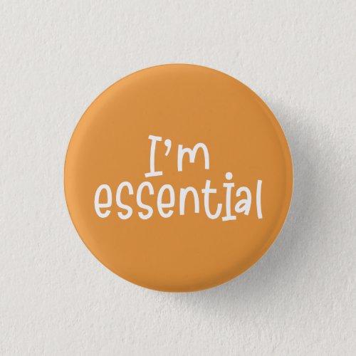 Im Essential Coronavirus Button