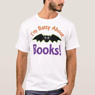 Im extravagantemente sobre los libros playera