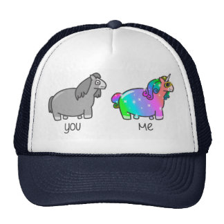 I'm Fab, You're Drab Trucker Hat