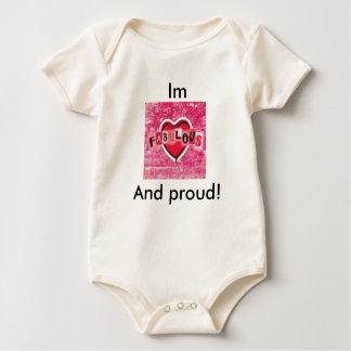 Im fabulous baby bodysuit