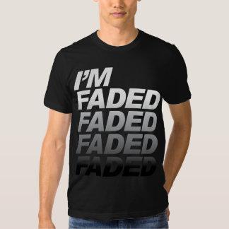 I'm Faded Black Tee Shirt