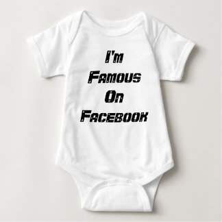 I'm Famous On Facebook outfit Tees