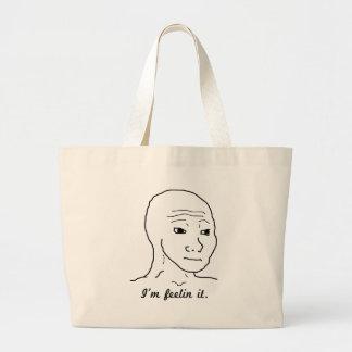 I'm Feelin it. Tote Bag